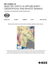 IEEE Journal of selected topics in applied earth observations and remote sensing