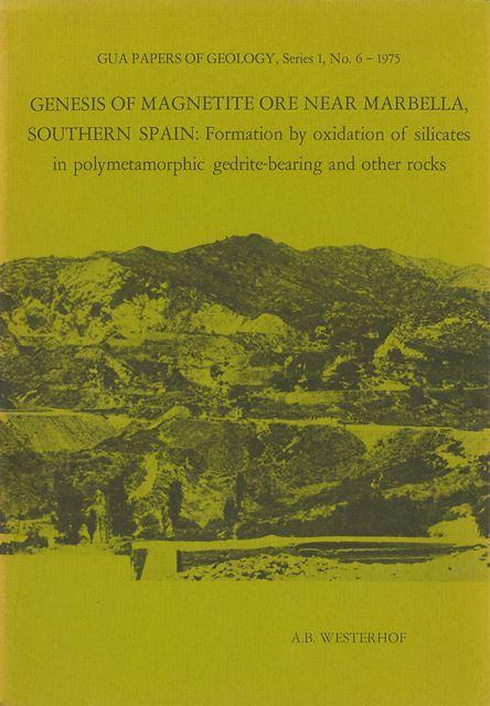 Genesis of magnetite ore near Marbella, southern Spain
