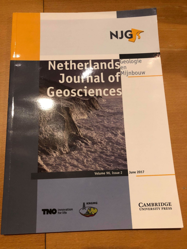 Netherlands Journal of Geosciences Vol. 96, Issue 2