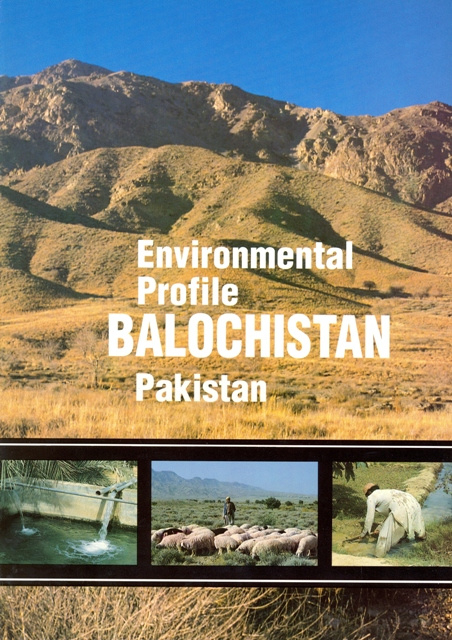 Environmental profile Balochistan Pakistan