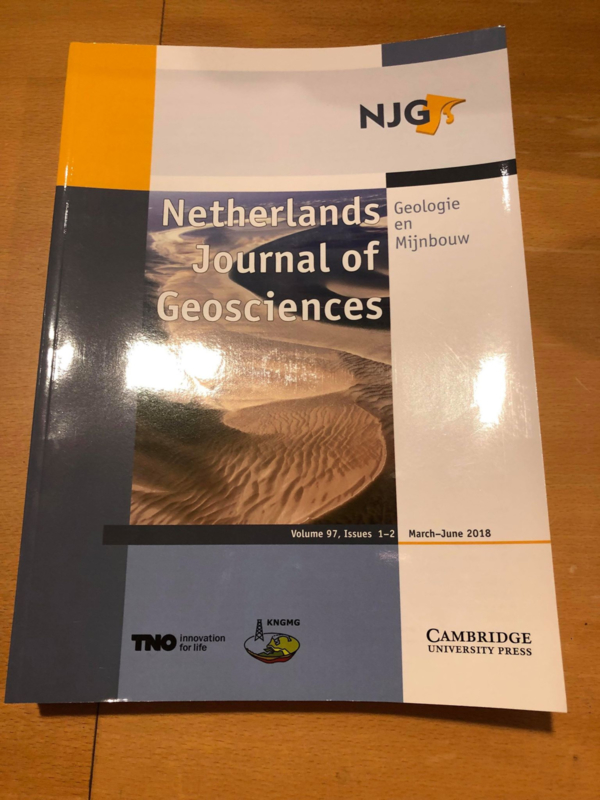 Netherlands Journal of Geosciences Vol. 97, Issue 1/2