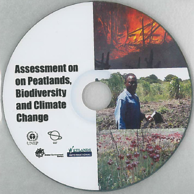 Assessment on peatlands, biodiversity and climate change (on CD)