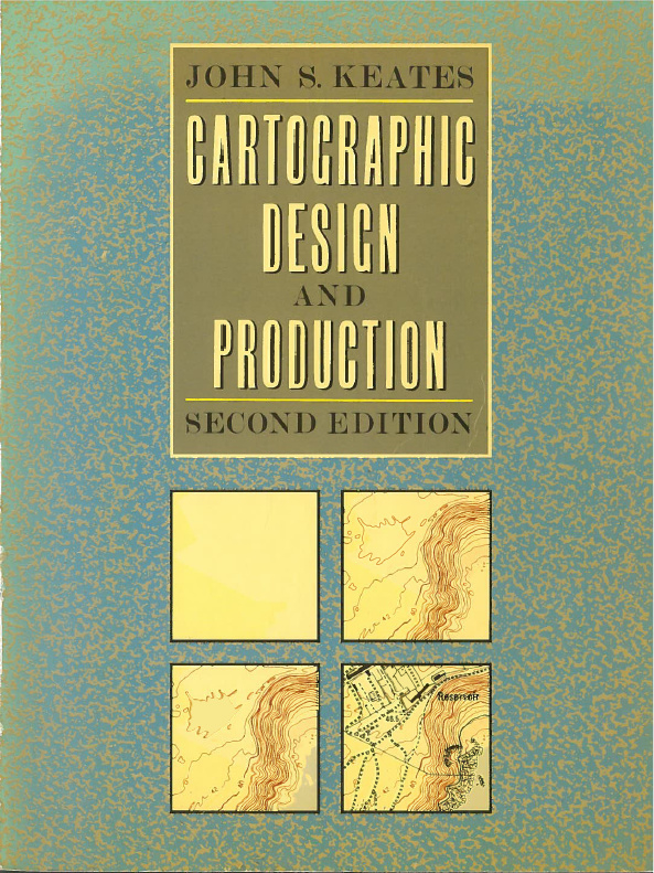 Cartographic design and production