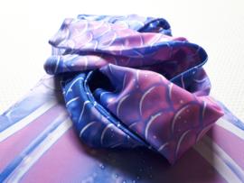 Zeemeermin staart shiny coat Pastel Purple