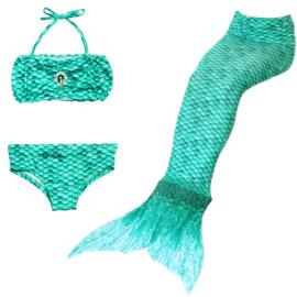 Zeemeermin staart Groen