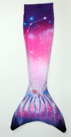 Zeemeermin staart Galaxy Purple