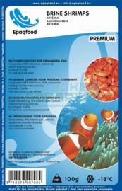 Diepvries artemia