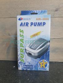 Resun Air 3000 luchtpomp aquarium