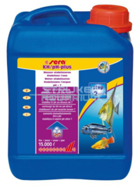 sera KH/pH-plus 2500ml (2,5ltr)
