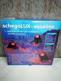 Schegolux led RGB onderwater verlichting