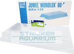 Juwel lichtkap 60x30 T8 tl wit