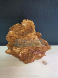 Decoratie natuurlijk kunst steen rood (Canyon rock)