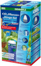 Dennerle CO2 PLANT KUNSTMEST SET 160 PRIMUS START wegwerpfles