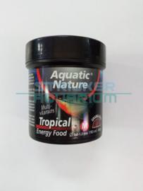 Aquatic nature tropical energy food medium 80gram