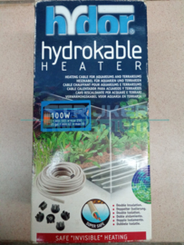 Hydor hydrokable heater 100watt