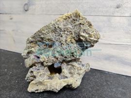 Decoratie  Algarve rots (kunst steen)