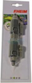 Eheim dubbele slangkraan met koppeling 9/12 mm