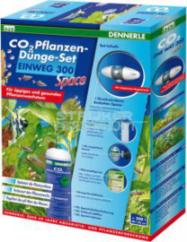 Dennerle CO2 PLANT KUNSTMEST SET 300 SPACE NIGHT WEGWERPFLES