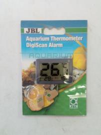 JBL Aquariumthermometer DigiScan Alarm