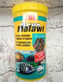 JBL NovoMalawi 1l vlokkenvoer voor Malawicichlide
