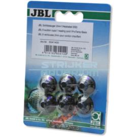 JBL Zuignap met sleuf 2mm v. kabel+temp.sens 6x