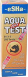Esha Aqua quick test strips
