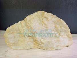 Decoratie natuurlijk kunst steen liggend (cliffs of dover)