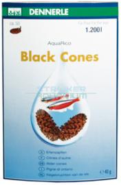 AQUA RICO BLACK CONES