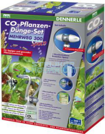 Dennerle CO2 PLANTENMESTSTOF SET 300 SPACE NIGHT WAY