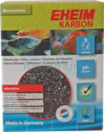Eheim karbon met perlonzak 1 liter