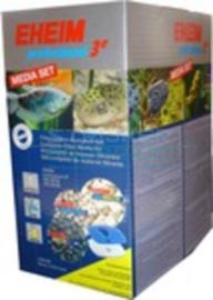 Eheim filtermedia set 2520780, voor pomp 2076, 2078 en Professional 3e 450 en 700