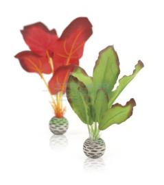 biOrb zijden plantenset S groen & rood