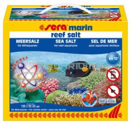 sera marin reef salt tbv 120 ltr