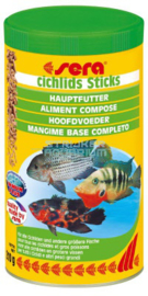 Sera Cichlids Sticks 1Ltr