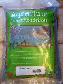 Aquarium grind zwart zak 8kg