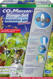 Dennerle CO2 PLANTENMESTSTOF 600 QUANTUM POWER WAY