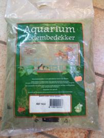 Zak aquariumzand olijf groen 4kg