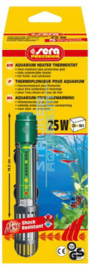 sera aquarium-regelverwarming 25watt