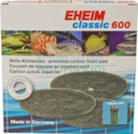 Doos Eheim koolvlies classic 600 / 2217