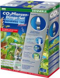 Dennerle CO2 PLANT KUNSTMEST SET 160 PRIMUS hervulbaar