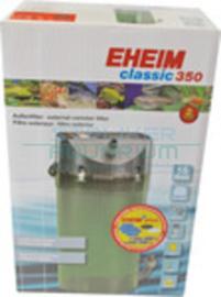 Eheim filter Classic 350, met filtermassa