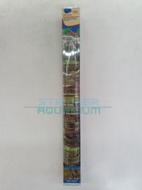 Aquarium poster boom en steen 40x80