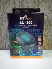 HS aqua luchtpomp AC - 300