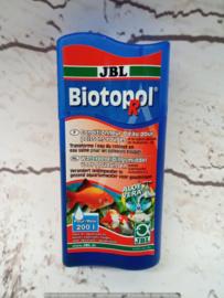 JBL Biotopol R 100ml Waterbereider speciaal voor goudvissen