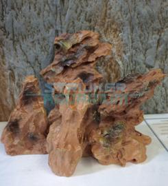 Rots/rock  in formatie