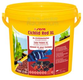 sSera Cichlid Red XL 1,3 kilo (3,8 liter)