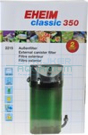 Eheim filter Classic 350, zonder filtermassa