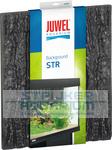 Juwel achterwand integraal zwart str600