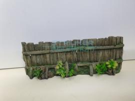 Aquarium terras met zuignappen