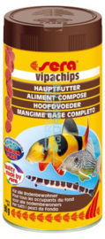 sera vipachips 250ml